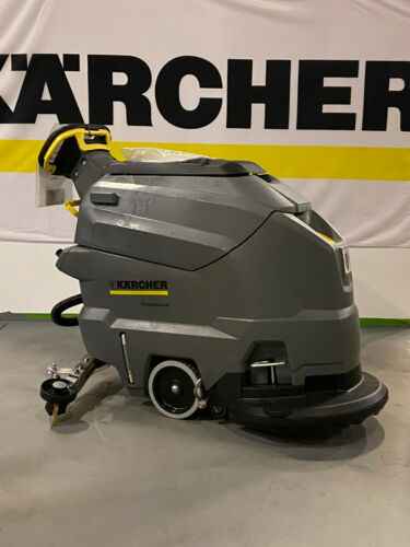 Karcher BD 50/50 C Classic Bp W/B Scrubber + Pad/AGM 1.127-030.0