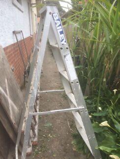 Damaged ladder (still ok)