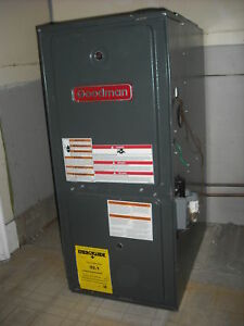 High Efficiency Gas Furnace