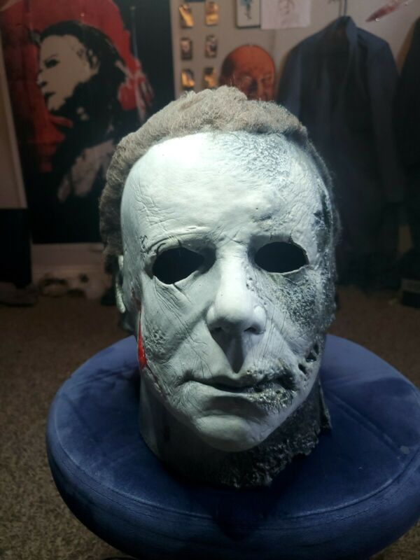 Halloween kills michael myers mask TOTS rehaul