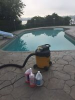 SWIMMING POOL VIP MAINTENANCE AND CLEANING SERVICES