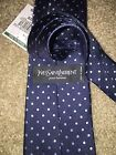 YSL, Yves Saint Laurent Men's Tie Ties