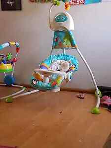 Fisher price swing $40 ono need it gone Hebersham Blacktown Area Preview