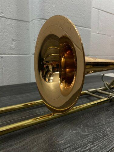 1923 Vintage C.G. Conn 52H Trombone