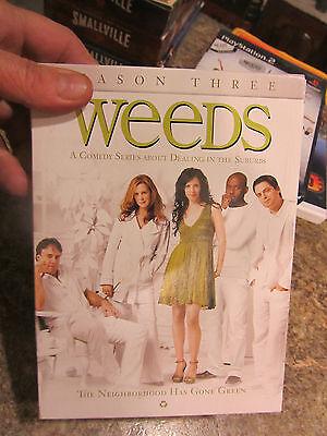 Weeds - Season 3 (DVD, 2008, Multi-Disc Set)