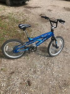 BMX bike new never been used