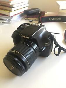 Camera EOS 1100D Brunswick Moreland Area Preview