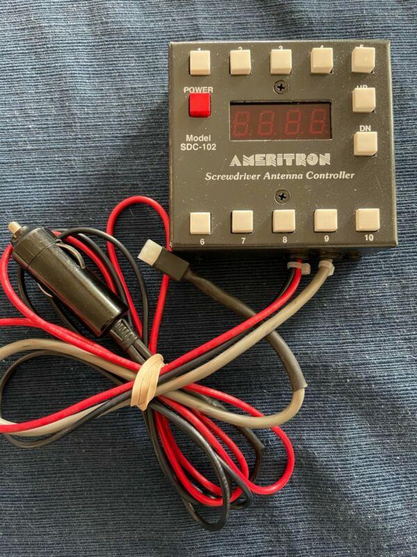 Ameritron SDC-102 screwdriver antenna controller