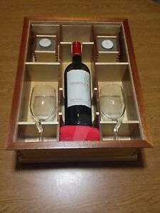 Wine Display Case / Gift Box