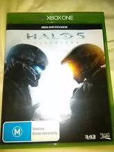 Halo 5 guardians xbox one game Hamilton Brisbane North East Preview