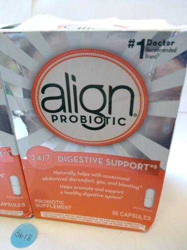 Align 35 Per Cap Probiotic 84 Caps 3 X 28 Exp 2022 12-wk Supply  - $29.40
