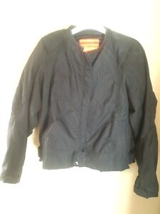 Ladies Icon Motorcycle Jacket - Size Large