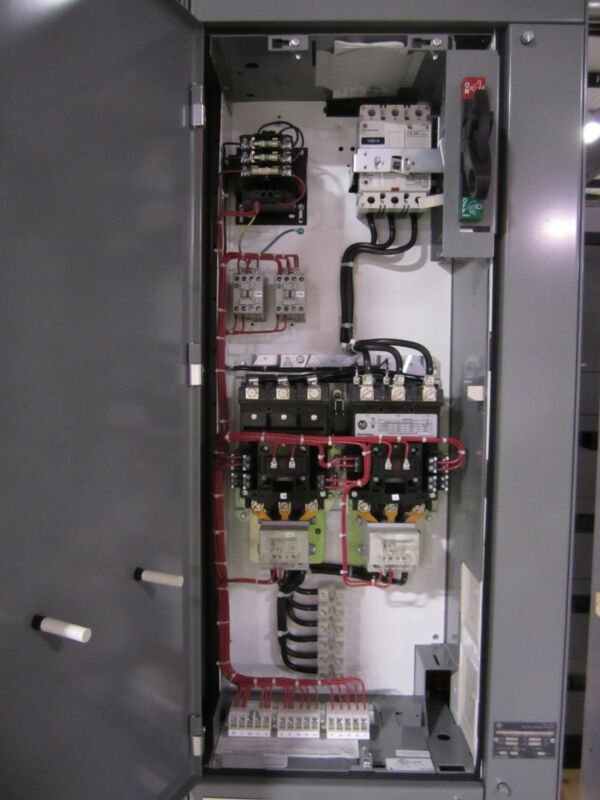New Allen Bradley 40hp 2123eb Mcc Two Speed Starter 520e-dod-xxx-np