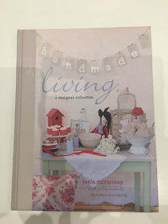 As new 'handmade living' book