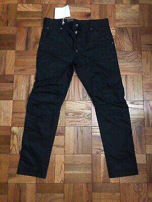 MENS G-STAR RAW GSTAR 5620 LOOSE STRAIGHT FIT JEANS PANTS W33 L32 BLUE GSRD