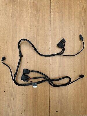 Audi A4 B7 3.0 Tdi Front Slam Panel Wiring Loom Temperature Sensor 8E0971073D