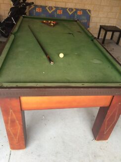 FREE POOL TABLE.  Butler Wanneroo Area Preview