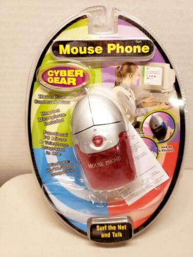 Cyber Gear Vintage Mouse Phone 90