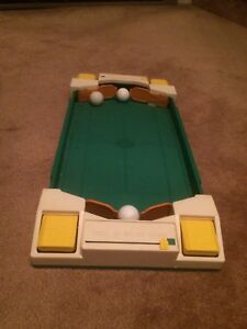 Fisher Price Tennis Game #184 1976-78
