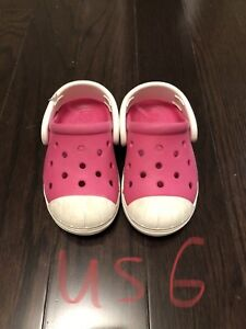 Used Toddler shoes size 6-7