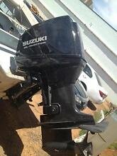 140 Suzuki Outboard with hand controls Yass Yass Valley Preview