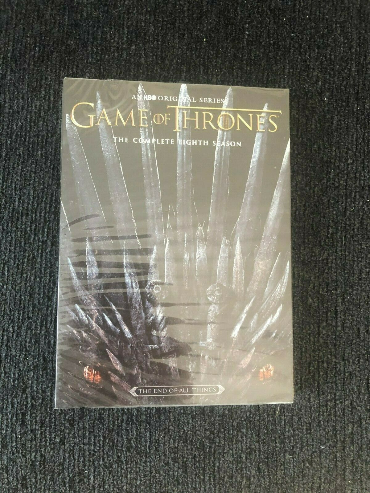 Game of Thrones: Season 8 [DVD] New