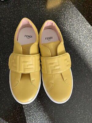 Fendi Kids Shoes Size 31