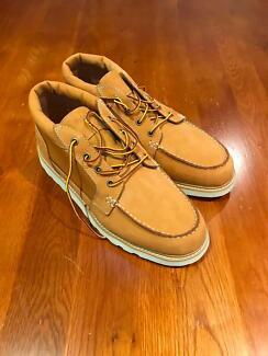 Timberland Chukka Boot US 11 Brown Suede
