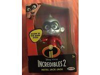 "Disney Incredibles 2 Metal Jack-Jack Parr Limited Edition 5/"" Collectible Figure"