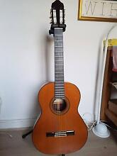 Premium Classical Guitar - Antonio Sanchez - Excellent bargain Neutral Bay North Sydney Area Preview