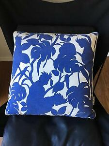 Two Florence Broadhurst cushion covers Surf Coast Preview