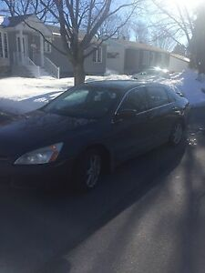Honda Accord V6 2004