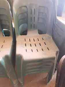 Plastic chairs Port Augusta Port Augusta City Preview