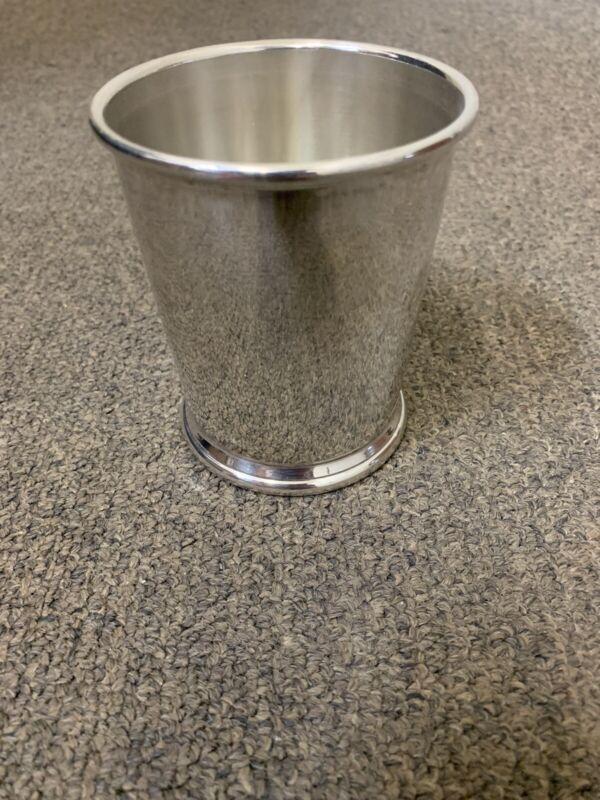 B & M silver 738 mint julep cup