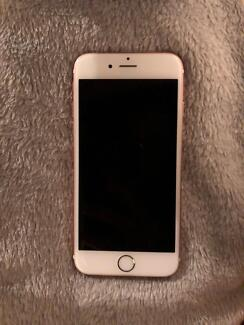 iPhone 6s rose gold great condition