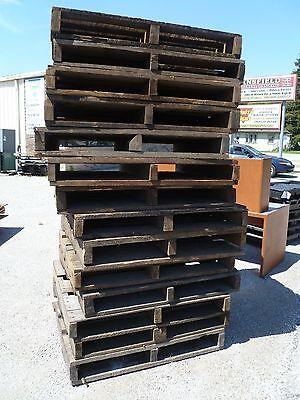 Heavy Duty Native Wood Pallet 100 Lbs. Each