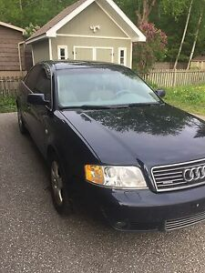 For parts or repair Audi A6 2003 $1200 OBO