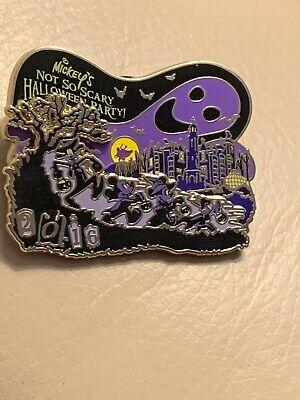 Disney Not So Scary Halloween Party (DISNEY 2016 MICKEY'S NOT SO SCARY HALLOWEEN PARTY- GHOST LOGO)