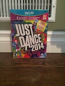Just dance 2014 brand new with Wii remote
