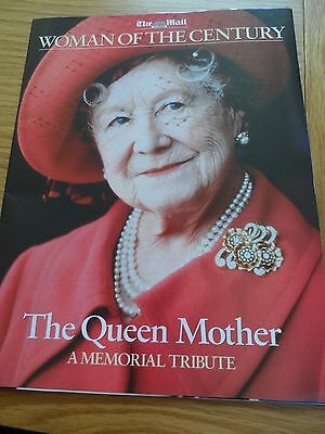 The Mail Woman of the century The Queen Mother A Memorial Tribute