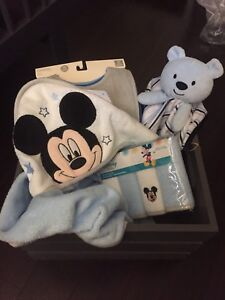 All new baby items