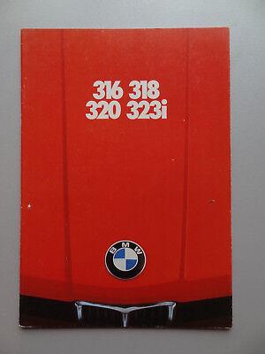 V01235 BMW SERIE 3 - 316 - 318 - 320 - 323I