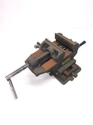 Pittsburgh 5 Cross Slide Machinist Milling Drill Press Vise S32996