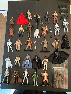 "Star Wars The Black Series 3.75"" Loose Lot of 31 Figures"
