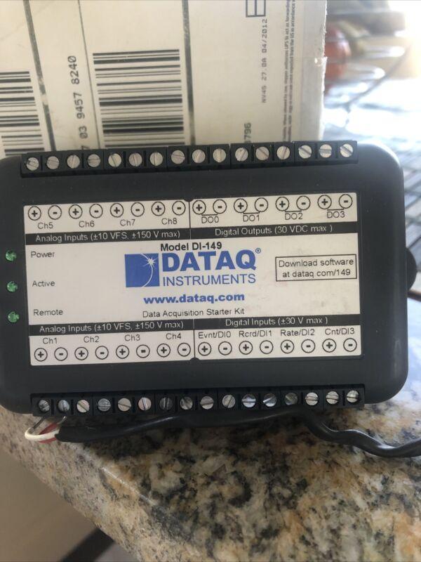 Dataq Data Acquisition Starter Kit Model DI-149