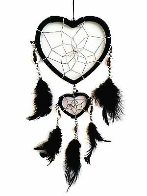 Handmade Dream Catcher with feathers wall /car hanging decoration ornament-HBL