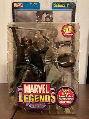 Marvel Legends Blade Toybiz
