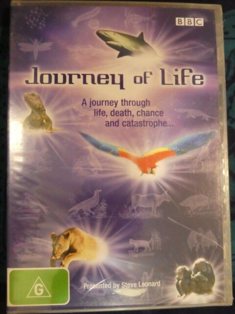 Journey Of Life, BBC (DVD, REGION 4, New & Sealed) L1