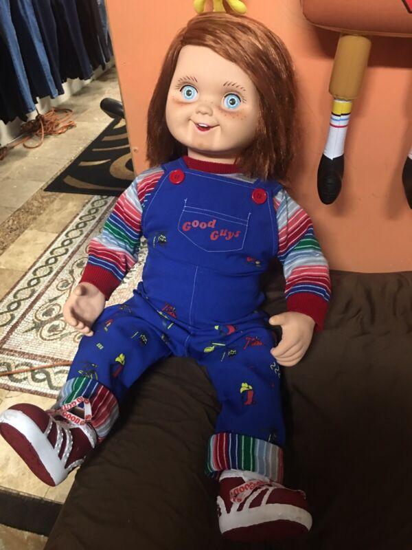 chucky  doll,good guy life size