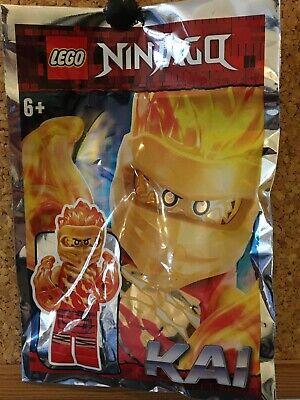 Lego Ninjago Kai Polybag 892059 Unopened Rare